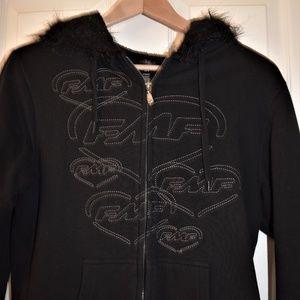 CUTE!!!!! FMF Black Jacket Women's